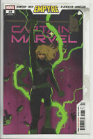 CAPTAIN MARVEL #18 (1:25) 2nd PRINT VARIANT 1st APPEARANCE LAURI-ELL 2020 NM- NM