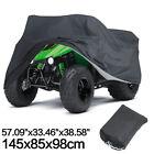 Youth ATV Cover Storage Waterproof Dust Rain Protector For Kawasaki KFX 50 80 90