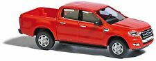 NEW 2020 RELEASE !  HO Busch # 52801 RED Ford Ranger ( Ships from Chicago )