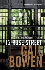 12 Rose Street by Gail Bowen (2016, Paperback)