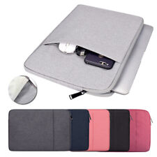 Laptoptasche Mit Taschen Notebook Tablet Sleeve Schutzhülle Case Stoßfestes