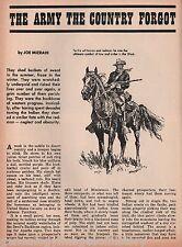 Buffalo Soldiers & Army Cavalrymen-Forgotten Army+Cody, Mizrahi, Nana, Remington