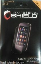 OEM Zagg Invisible Shield Screen Protector Fit For Samsung Epic 4G Galaxy S