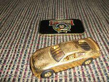 1:64 NASCAR #9 Lake Speed Cartoon Network Ford Taurus 24K Gold