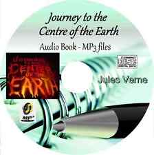 Journey to the centre of the Earth - by Jules Verne MP3 Audio Book CD