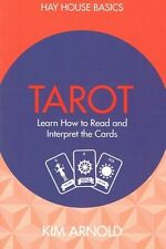 Tarot - Learn How To Read and Interpret the Cards by Kim Arnold NEW
