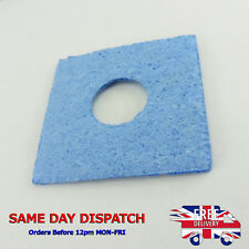 Iron Tip Cleaning Sponge 60x60x2.5mm Welding Soldering Replacement Pad #B05