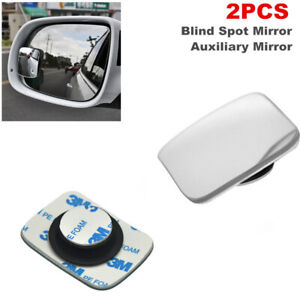 Auo Car Rearview Mirror Frameless Blind Spot Mirror Reversing Auxiliary Mirror