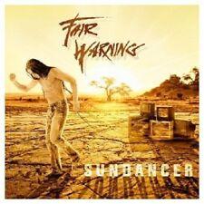 FAIR WARNING - SUNDANCER  CD  14 TRACKS HARD ROCK  NEU