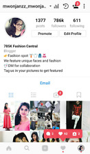 "Instagram ""PROMO"" On 785k Account (REAL/ACTIVE) $14.99 BUY NOW!"