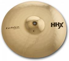 """Sabian 18"""" HHX Evolution Crash used by Emmanuelle Caplette"""