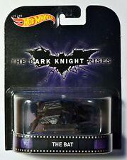 Hot Wheels Retro Entertainment Batman The Bat