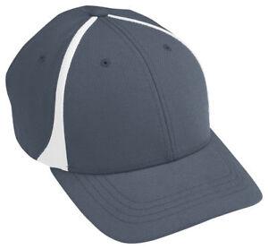 Augusta Sportswear Youth Comfort Wicks Moisture 6 Panel Flex fit Zone Cap. 6311