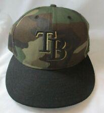 TAMPA BAY RAYS NEW ERA 9FIFTY CAMO SNAPBACK CAP HAT