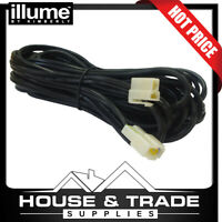 Illume Cable Extender Trade 10m Male-Female Narva Extension Lead KISCC-04