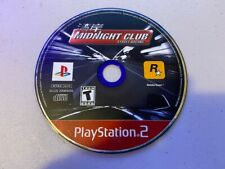 Midnight Club Street Racing (PS2 Playstation 2) - DISC ONLY
