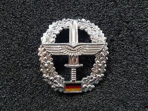 (A51-16) Barett Abzeichen Bundeswehr Heeresflieger Truppe Chrom