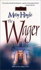 The Wager, Metsy Hingle, 1551668262, Book, Acceptable