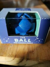 The Ball - Mini Wooden Puzzle (The Institute of Games & Puzzles)