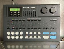 Roland CR-80 Drumcomputer Vintage Drummachine CR80 Human Rhythm Player