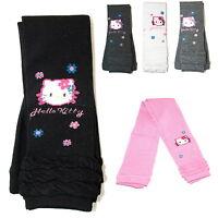 Girls Hello Kitty Design Leggings Age 2-3, 3-4, 5-6