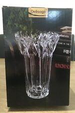 Crystal Vase Delisogna 30cm