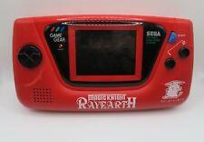 Sega Game Gear Magic Knight Rayearth Konsole SELTEN