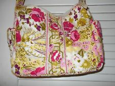 Vera Bradley On The Go Purse in Make Me Blush pattern, EUC rare & HTF So cute!