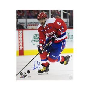 Alexander Ovechkin Autographed Washington Capitals 16x20 Photo - JSA COA (C)