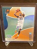 2018 - 2019 Panini Status Deandre Ayton Orange Rookie Parallel Phoenix Suns RC