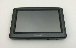 "Insignia NS-NAV01 4.3"" Touchscreen Portable GPS Navigation System W/2 GB Card"