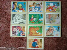 PHQ Stamp card set GS 2, Greetings, 1994. 10 card set.  Mint Condition.