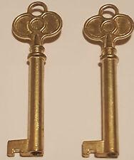 X2 pack commune cut sks lock keys bureau dessine dessine armoire cabinet de remplacement