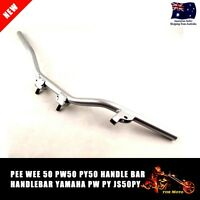 For YAMAHA PY50 PW50 PEEWEE YZinger PW/PY 50 New HANDLEBAR HANDLE BAR - TDRMOTO