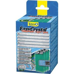 Tetra EasyCrystal Filter Pack 250/300 (With Carbon) x 3 *GENUINE*