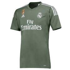 Camisetas de fútbol de clubes españoles verdes real madrid 4f78ee8f057