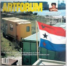 ARTFORUM INTERNATIONAL April 2001 Rineke Dijkstra ANDY WARHOL