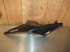 Kawasaki Ninja 250 R 2009 2008 - 2013 Right Rear Seat Fairing Cowl VGC #115