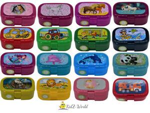 Mini Brotdose Brotbüchse Kinder Lunchbox Schule Kindergarten Lutz Mauder Kita