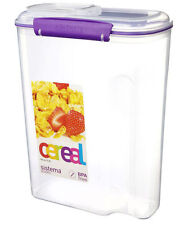 Sistema Plastic Containers and Tupperware