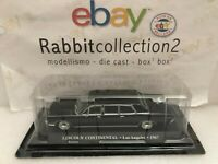 """DIE CAST """" LINCOLN CONTINENTAL LOS ANGELES 1967 """" 1/43 TAXI SCALA 1/43"""