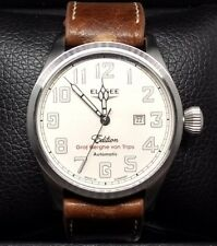 NEW Elysee Graf Berghe Von Trips Automatic German Watch 38010