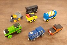 Lot of Thomas and Friends Wooden Railway 12 13 DASH Stafford Percy Lner + More