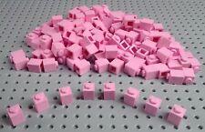 Ladrillo Lego Rosa 1x1 (3005) x25 en un conjunto * Totalmente NUEVO * Ciudad Star Wars amigos