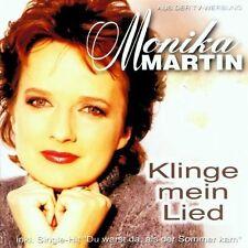 Monika Martin Klinge mein Lied (1999) [CD]