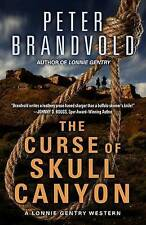 The Curse of Skull Canyon by Peter Brandvold (Hardback, 2016)