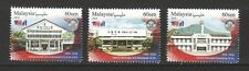 MALAYSIA 2018 JIT SIN SCHOOL CENTENARY ANNIV. COMP. SET OF 3 STAMPS IN MINT MNH