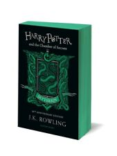 Harry Potter and the Chamber of Secrets - Slytherin Edition [ Paperback | 2018 ]