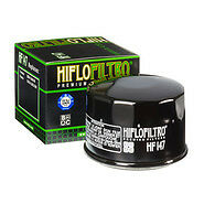 2x HF147 HiFlo Oil Filter Yamaha Motorcycle FZS600 Fazer 98-03