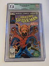 The Amazing Spider-Man # 238 / CGC 7.5 / 1st App Hobgoblin / Marvel Comics